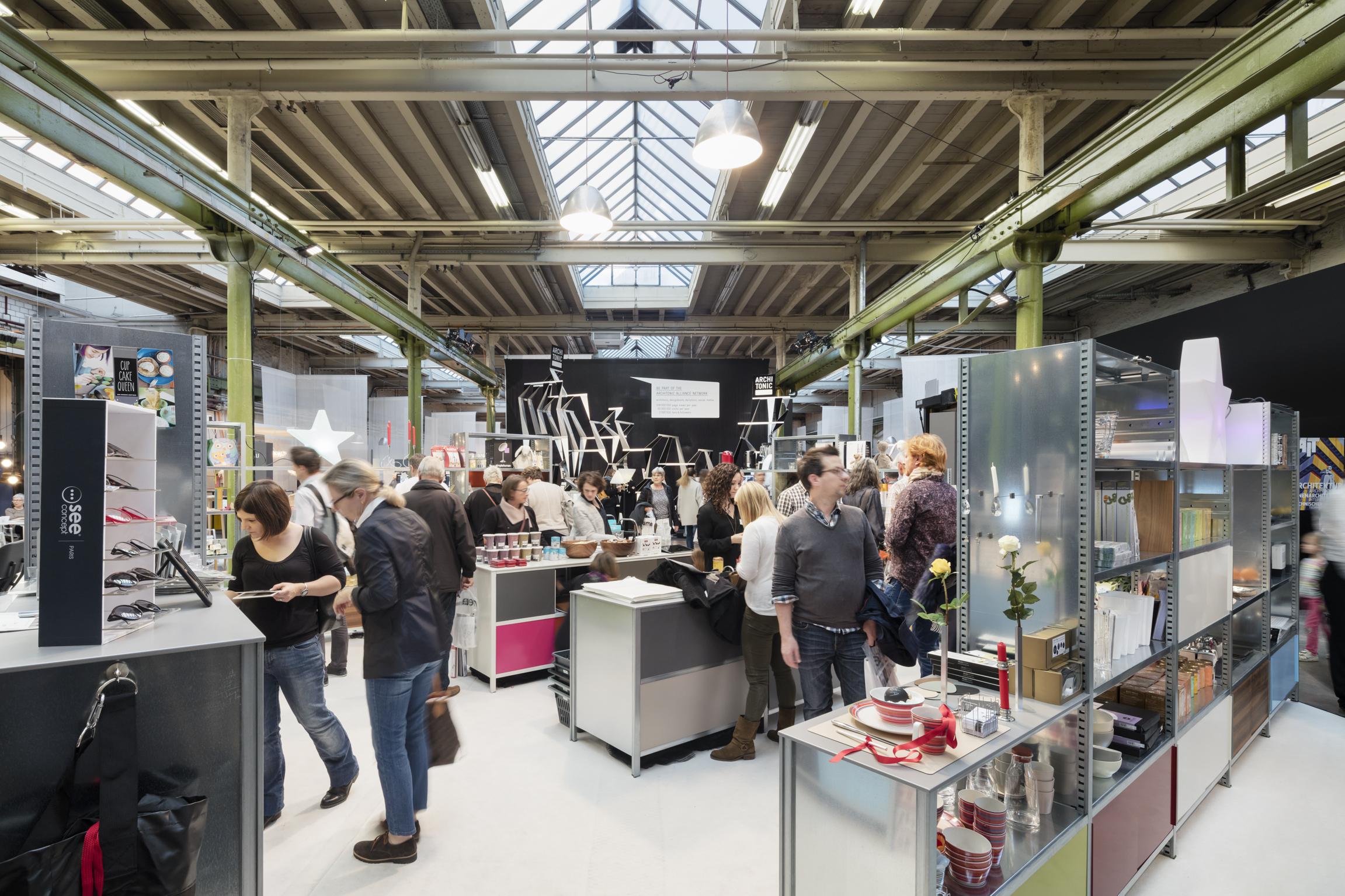 Neue Räume 2017neue räume 15 / Internationale Interior Design ...